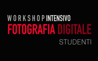 Corso di fotografia intensivo